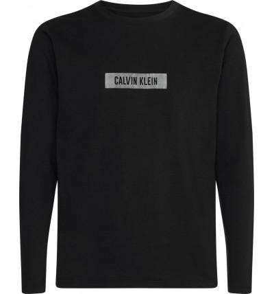 Calvin Klein T-Shirt Manica...